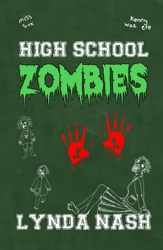 High school Zombies cover